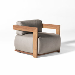Claud Open Air sofa | Sillones | Meridiani