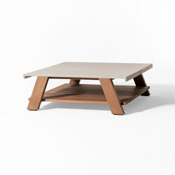 Joi Open Air low table | Coffee tables | Meridiani