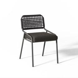 Tai Open Air chair | Sillas | Meridiani
