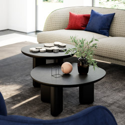 Caillou Wood Coffee Table | Coffee tables | Liu Jo Living