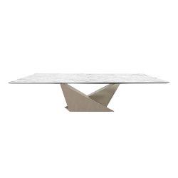 Folds | Mesas comedor | Liu Jo Living