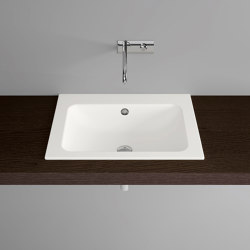 CONTURA built-in washbasin | Wash basins | Schmidlin