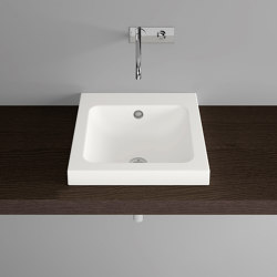 CONTURA counter-top washbasin | Wash basins | Schmidlin