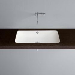 CONTURA undermount washbasin | Wash basins | Schmidlin