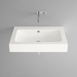 CONTURA wall-mount washbasin | Wash basins | Schmidlin