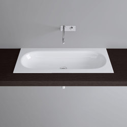 DUETT built-in washbasin | Wash basins | Schmidlin