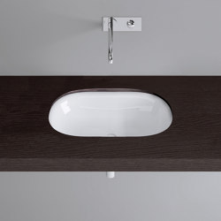 DUETT undermount washbasin | Wash basins | Schmidlin