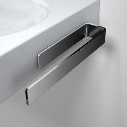 ELEMENT magnetic towel holder | Towel rails | Schmidlin
