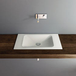 LOTUS built-in washbasin | Wash basins | Schmidlin