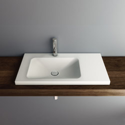 LOTUS counter-top washbasin | Wash basins | Schmidlin