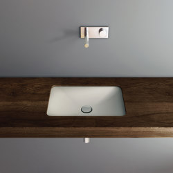 LOTUS undermount washbasin | Wash basins | Schmidlin