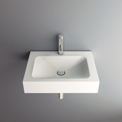 LOTUS wall-mount washbasin | Wash basins | Schmidlin