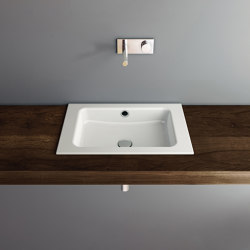 MERO built-in washbasin | Wash basins | Schmidlin