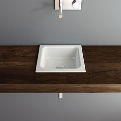 MERO MINI built-in washbasin | Wash basins | Schmidlin
