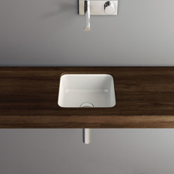 MERO MINI undermount washbasin | Wash basins | Schmidlin