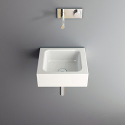 MERO MINI wall-mount washbasin | Wash basins | Schmidlin