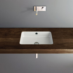 MERO undermount washbasin | Wash basins | Schmidlin