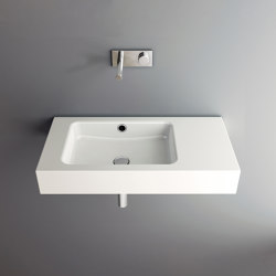 MERO wall-mount washbasin | Wash basins | Schmidlin