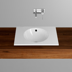 ORBIS built-in washbasin | Wash basins | Schmidlin