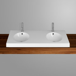 ORBIS counter top washbasin | Wash basins | Schmidlin