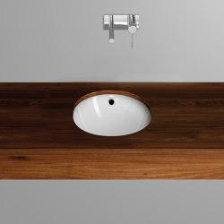 ORBIS undermount washbasin   Wash basins   Schmidlin
