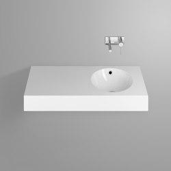 ORBIS wall-mount washbasin   Wash basins   Schmidlin