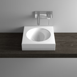 ORBIS MINI counter top washbasin | Wash basins | Schmidlin