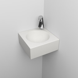 ORBIS MINI wall-mount washbasin | Wash basins | Schmidlin