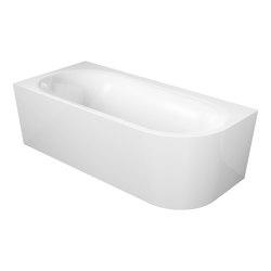 SELLA SHAPE LEFT   Bathtubs   Schmidlin