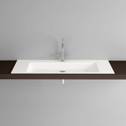 STUDIO built-in washbasin | Wash basins | Schmidlin
