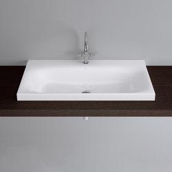 VIVA counter top washbasin   Wash basins   Schmidlin