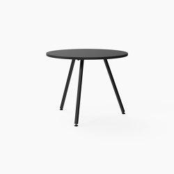 Autobahn, Circular table | Dining tables | Derlot Editions