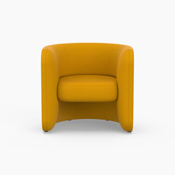 Biggie Tub chair | Armchairs | Derlot Editions