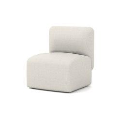 Caterpillar, Seat | Modular seating elements | Derlot