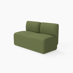 Caterpillar, Double seat | Benches | Derlot