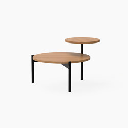 Crescent, Coffee table with floating table | Coffee tables | Derlot