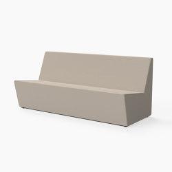 Guell, Lounger seat | Bancos | Derlot Editions