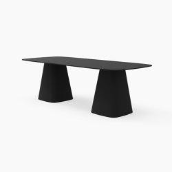 Kono, Table | Tavoli pranzo | Derlot Editions