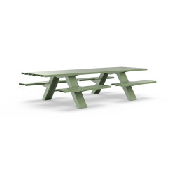 Mass | Tables and benches | Derlot Editions