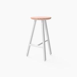 Picket, Bar stool | Sgabelli bancone | Derlot Editions