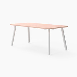 Picket, Table | Dining tables | Derlot Editions