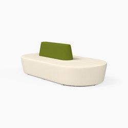 Pill, Seat | Seating islands | Derlot Editions