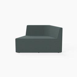 Prisma, Seat B | Modular seating elements | Derlot Editions