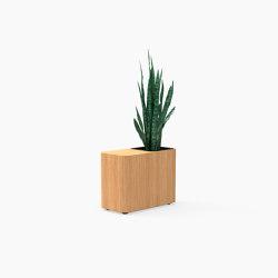 Tetromino, Table with planter      Derlot