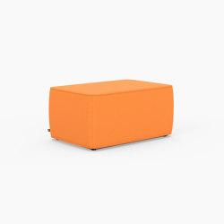 Tetromino Soft, Seat B | Poufs | Derlot Editions