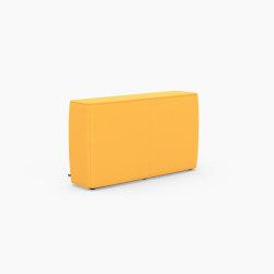 Tetromino Soft, Backrest C   Modulare Sitzelemente   Derlot