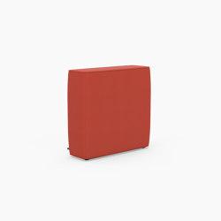 Tetromino Soft, High backrest B   Modulare Sitzelemente   Derlot