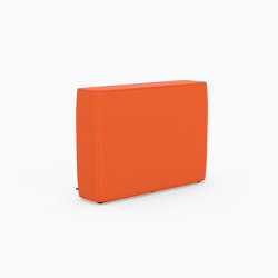 Tetromino Soft, High backrest C   Modulare Sitzelemente   Derlot