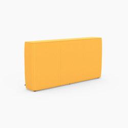 Tetromino Soft, High backrest D   Modulare Sitzelemente   Derlot