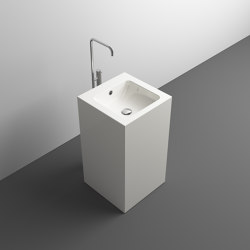CONTURA freestanding washbasin | Wash basins | Schmidlin